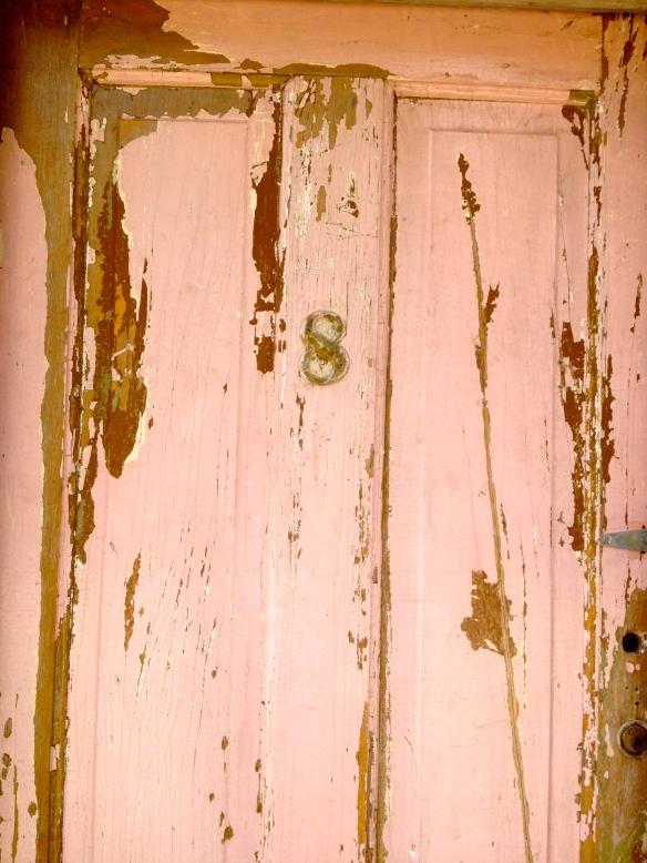Door at St. Elmo