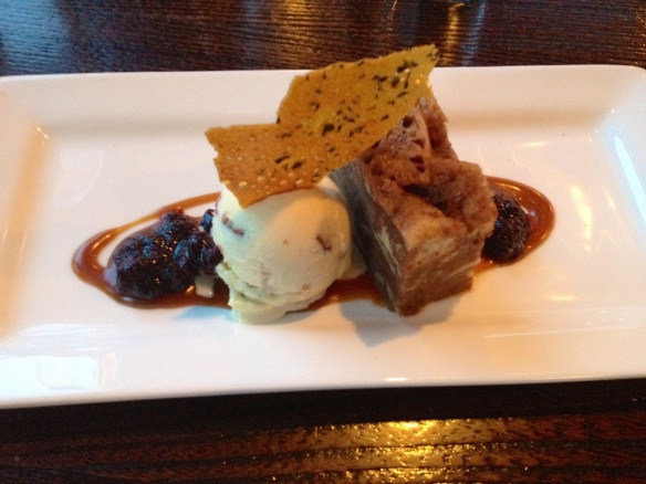 Bacon Ice Cream, Nutella Bread Pudding, The Pullman